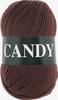 Пряжа Vita Candy 2535 (Шоколад)