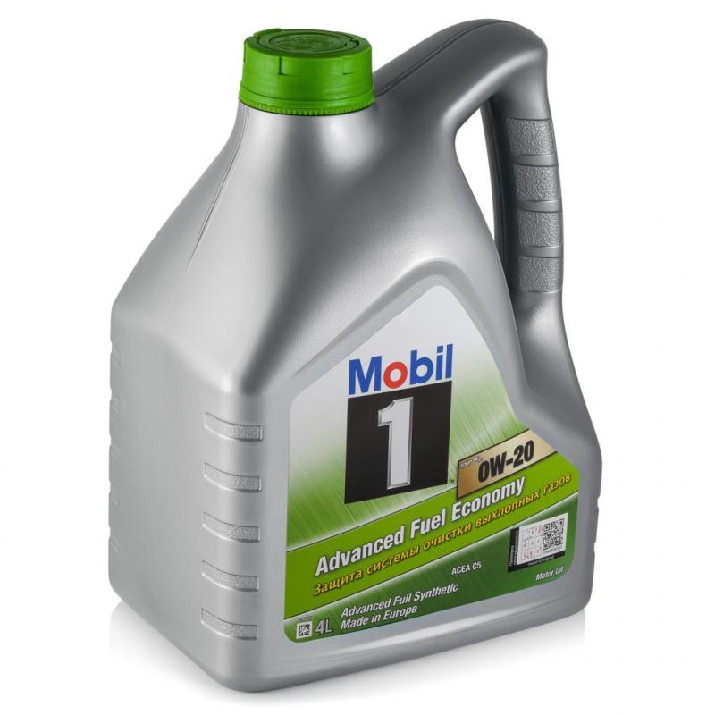 Mobil 1 ESP X2 0W20 Синтетическое моторное масло