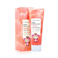 Очищающая пенка MILATTE Fashiony Fruit Foam Cleanser Peach 150ml