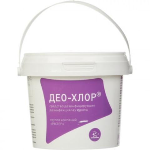 Хлорные таблетки Део-хлор 300 шт в упак.