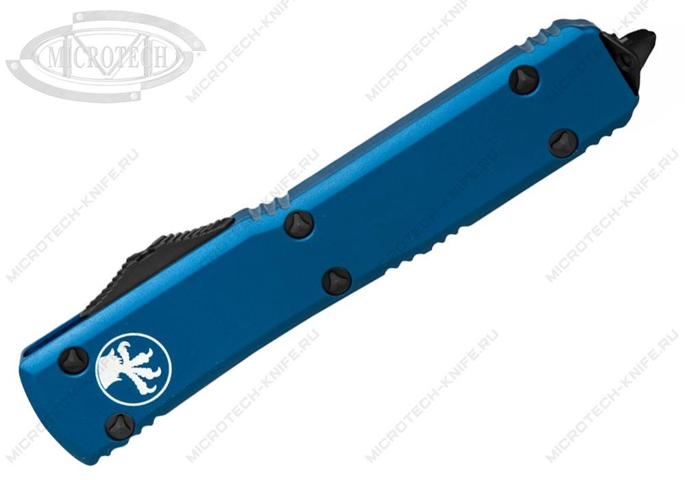 Нож Microtech Ultratech Satin 121-1BL - фотография