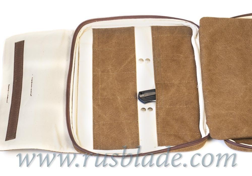 CUSTOM Knives Bag 18 Beige RB exclusive - фотография