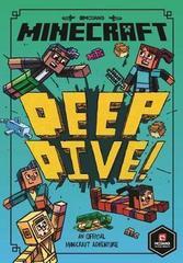 Deep Dive! (Minecraft Woodsword Chronicles 3)