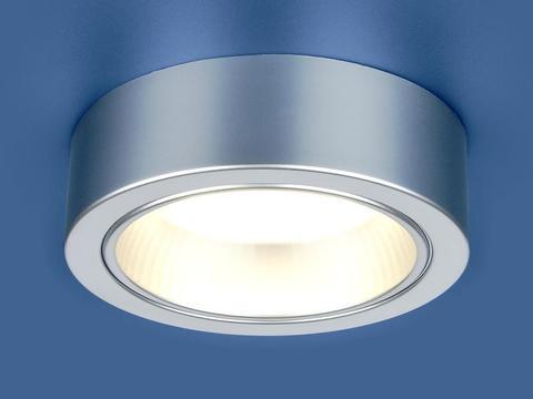 Elektrostandard Светильник 1070 GX53 серебро  накладной