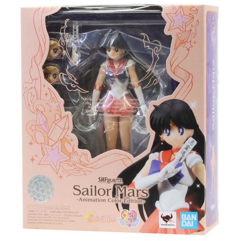 Фигурка S.H.Figuarts Sailor Moon: Sailor Mars || Сэйлор Марс