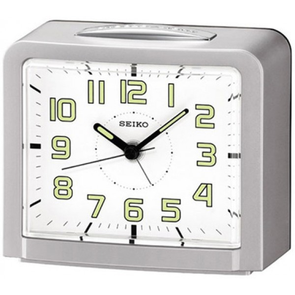 Настольные часы-будильник Seiko QHK015SN