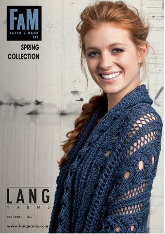 Журнал FaM 197 Lang Yarns