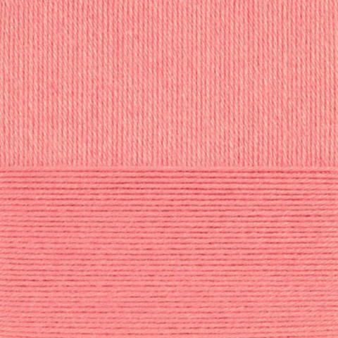 Детский каприз ТЕПЛЫЙ 1128 красный коралл Пехорка, фото