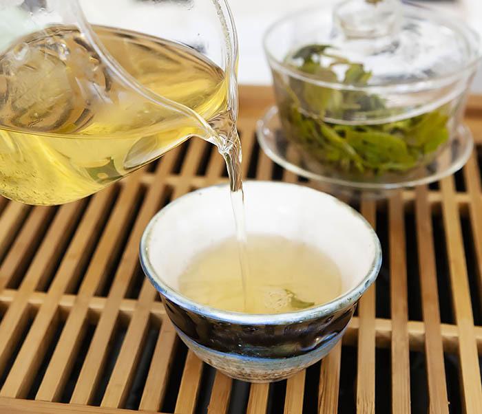 TEA-CH104 Китайский зеленый чай «Колодец Дракона» (Лун Цзин, 10 гр) фото 13