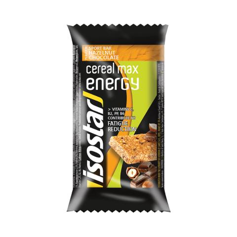 Энергетический батончик Isostar Cereal Max Energy шоколад 55g