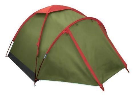 Туристическая палатка Tramp Lite Fly 2 (зеленый)