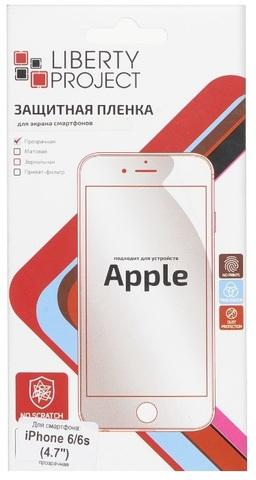 Защитная пленка для iPhone 6/6s Liberty Project