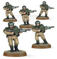 Astra Militarum Cadians