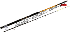 Удилище силовое Kaida Concord длиной 2,4 метра, тест 50-150 г