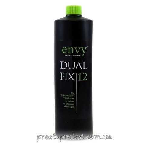 Envy Professional Dual Fix 12 - Профессиональное салонное восстановление для волос любого типа
