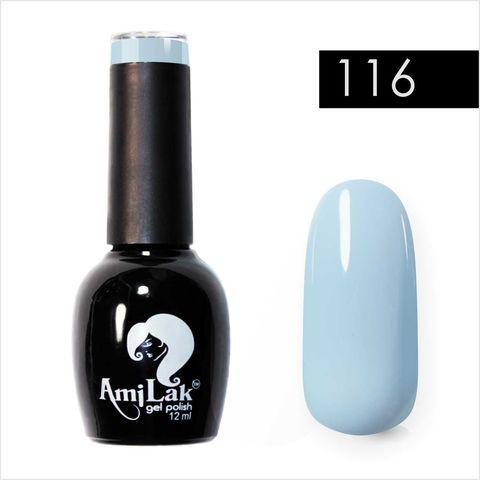 AmiLak Color Gel Polish №116