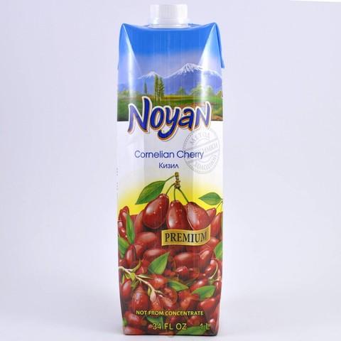 Нектар кизиловый с мякотью Noyan, 1л