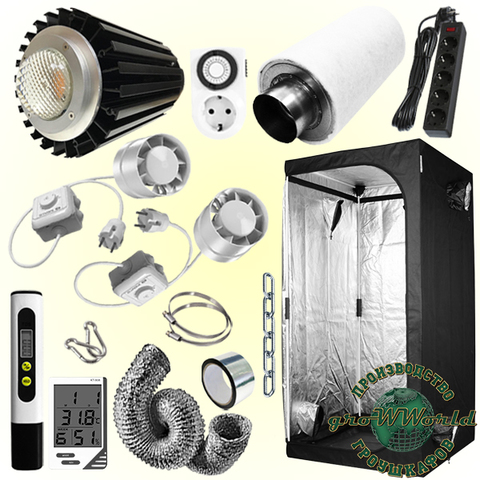 100х100х200 PROBOX LED CITIZEN 200w COB SUPERSILENT
