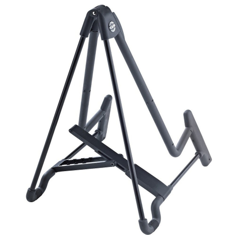 K&M 17581-014-55 Складная стойка для электрогитары