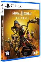 Mortal Kombat 11 Ultimate (PS5, русские субтитры)