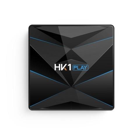 Смарт ТВ приставка HK1 Play 2/16Гб Андроид 9.0