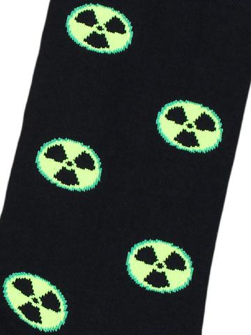 Носки Радиация черные
