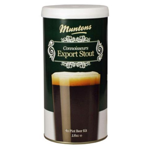 Солодовый экстракт Export Stout 1,8 кг