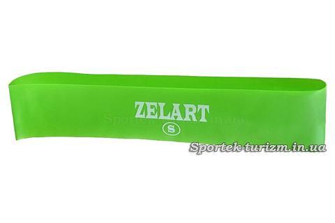 Резинки для фитнеса ZELART BANDS (S - легкая)