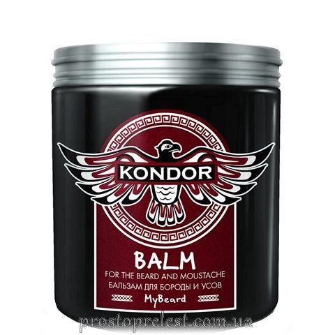 Kondor My Beard Balm - Бальзам для бороди і вусів