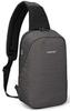 Картинка рюкзак однолямочный Tigernu T-S8061 Black - 1