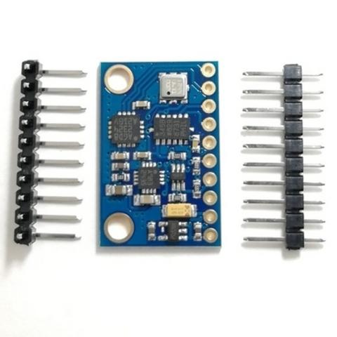 10-осевой сенсорный модуль GY-801 (L3G4200D+HMC5883L +ADXL345+BMP180)