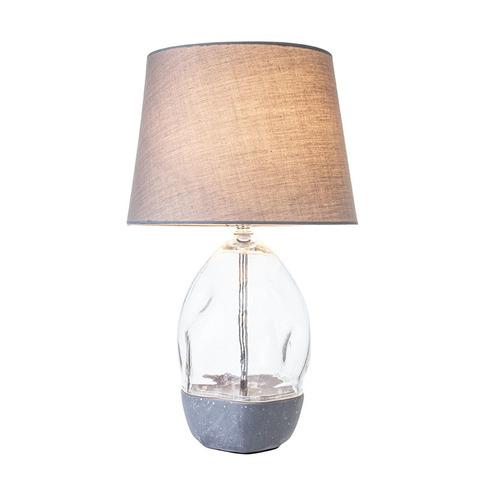 Настольный светильник Escada 10191/L E27*60W Grey