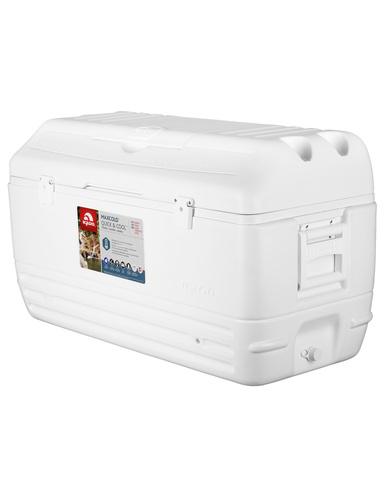 Изотермический контейнер (термобокс) Igloo Quick&Cool 165 (156 л.), белый