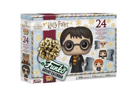 Набор подарочный Funko Advent Calendar Harry Potter 2021