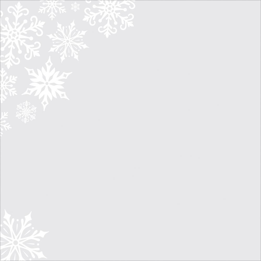 Ацетатный лист  30 х30 см из коллекции YULETIDE