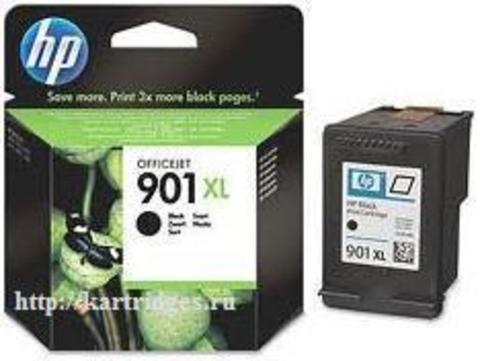 Картридж Hewlett-Packard (HP) CC654AE №901XL
