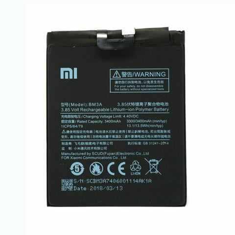 Battery Xiaomi BM3A / Mi Note 3 2500mAh MOQ:20
