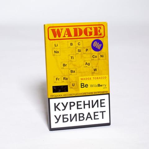 Табак WADGE OLD 100gr Wildberry