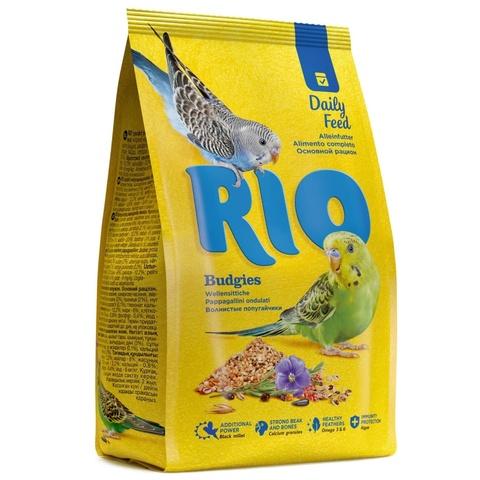 RIO Баджис для волнистых попугаев