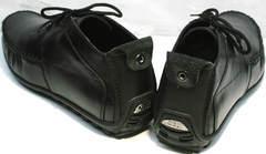 Купить модные мокасины мужские Ikoc 112-1Black