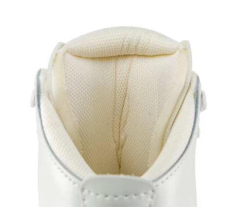 Коньки Edea Motivo (Белые) с лезвиями Rotation