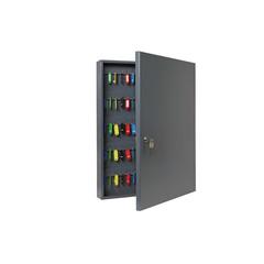 Шкаф для ключей Onix К-150 темно-серый (на 150 ключей, металл)