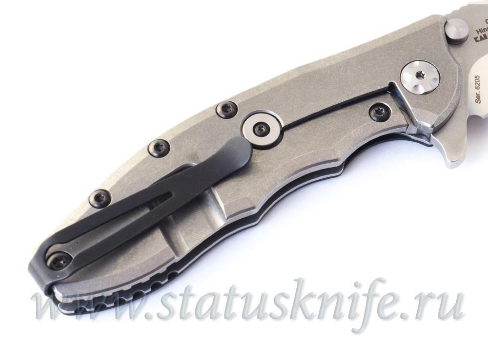 Нож Zero Tolerance 0562CF ZT 0562CF CTS204P карбон - фотография