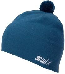 Шапка Swix Tradition 72102 серо-голубой