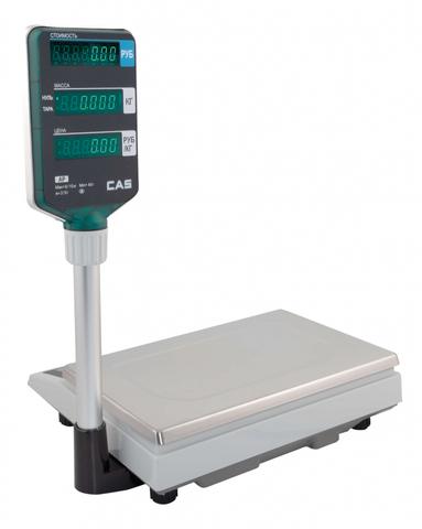 Торговые весы: Весы CAS AP-1 (6М)