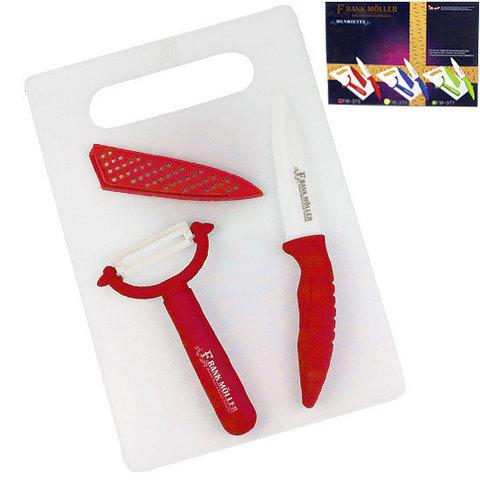 Ножи Набор керамических ножей