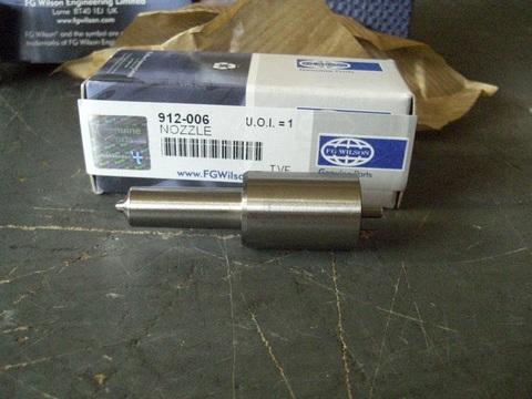 Распылитель топливной форсунки / NOZZLE АРТ: 912-006
