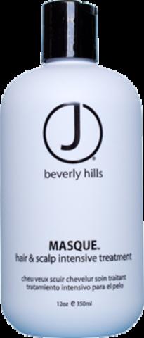 Маска глубокого увлажнения для волос J BEVERLY HILLS 340 мл Masque Treatment