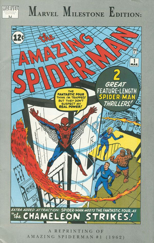 Marvel Milestone Edition: Amazing Spider-Man #1