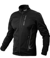 Утеплённая лыжная куртка 905 Victory Code Speed Up Black A2